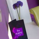 The Purple Hotel in Sant Antoni