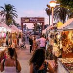 Hippie-Markt in Playa den Bossa