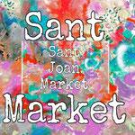 Sonntagsmarkt in Sant Joan