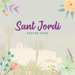 Sant Jordi feiert sein Dorffest