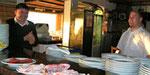 Fischrestaurant Can Pujol in Cala de Bou