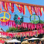 Hippie-Markt Las Dalias in Sant Carles