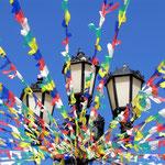 Dorffest in Santa Gertrudis