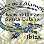Kunsthandwerker-Markt in Santa Eulalia