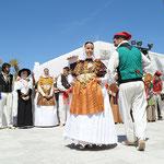 Traditionelle Folklore und Kunsthandwerk in Sant Miquel