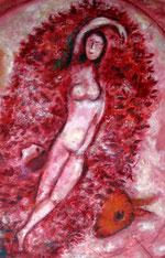 Gemälde: Chagall