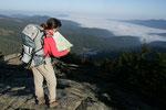 Wandern und Walken im Bayerischen Wald