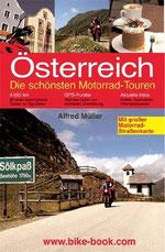 Österreich - die schönsten Motorrad-Touren