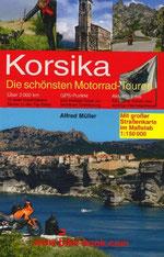 Korsika - die schönsten Motorrad-Touren