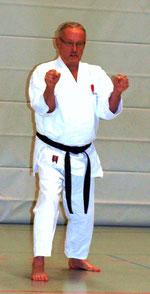 """Für """"Ältere"""" ist Karate besonders geeignet!"""
