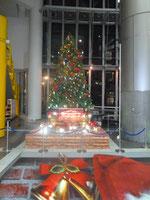 南港ATCクリスマスツリー
