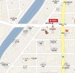 藤 里美宅(周辺地図)