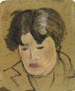 Selbstporträt Ray Strachey 1930-er Jahre