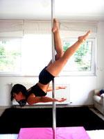 Cours de Pole Dance Aérien