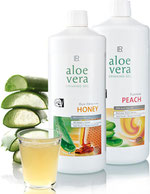 LR Health and Beauty Systems aloe vera miel