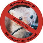 Logo für Marderschreck