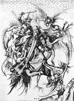 Dämonen, Teufel, Versuchung, Dämon, Luzifer, gefallene Engel