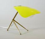 Bordslampa Italiensk design, stilnovo-era, 1950-tal