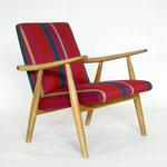 Fåtölj design Hans J Wegner för AP-stolen/Johs. Hansen
