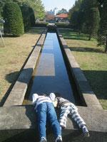 イタリア山庭園