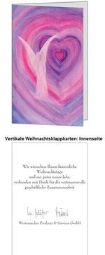 Individuelle Weihnachtskarten, Marion Schägfer-Staudigl Grußkarte Weihnachtskarte