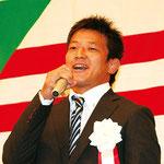ロンドン五輪日本代表グレコ60キロ級松本隆太郎
