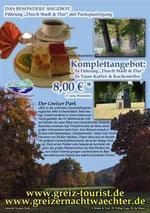 Greiz Vogtland Stadtführung Busreise