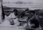 シタール・イスラジ奏者中村仁のインド国立 Visva Bharati 大学での経歴