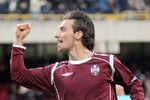 Dino Fava attaccante Salernitana