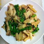 菜の花 エリンギ レシピ