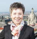 Helma Orosz, Oberbürgermeisterin der Landeshauptstadt Dresden