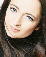 """Kristin Hardt, Moderatorin der sachsenweiten Morningshow """"André und die Morgenmädels"""""""