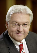 Frank-Walter Steinmeier (SPD),                    Foto: Auswärtiges Amt
