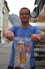 Christian Cullmann hat in der Schmuckstadt gut gesammelt.