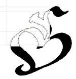 frau jenson, Hedera-Zeichen aus der 'Bastyan'