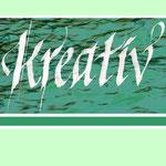 frau jenson, kreativ kalligrafisch