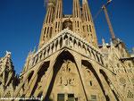 Храм Святого Семейства в Барселоне установил новый рекорд