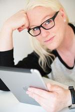 Anika Schön von der Agentur marke:ICH
