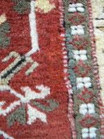 restauro tappeto terminato