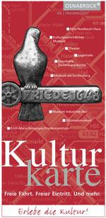 Die Osnabrücker Kulturkarte