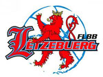Das Logo des luxemburgischen Basketball-Verbandes FLBB