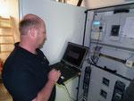 Inbetriebnahme PV-Anlage