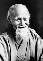 Morihei Ueshiba (1883-1969)