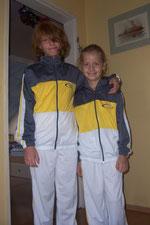 Patricia*, 10 Jahre + Giuliana*, 7 Jahre