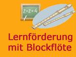 Ursula Peichl: Lernförderung mit Blockflöte