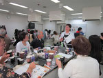 料理で国際交流 「ネスカフェコーヒー教室」