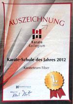 Kinder Karate Hohenlohe Hohenlohekreis Selbstbehauptung Sicherheit Selbstvertrauen stärken
