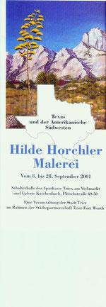 Ausstellung Hilde Horchler