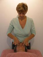 Carol Garrison, manual lymphatic drainage