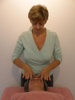 Carol Garrison, manual lymphatic drainage